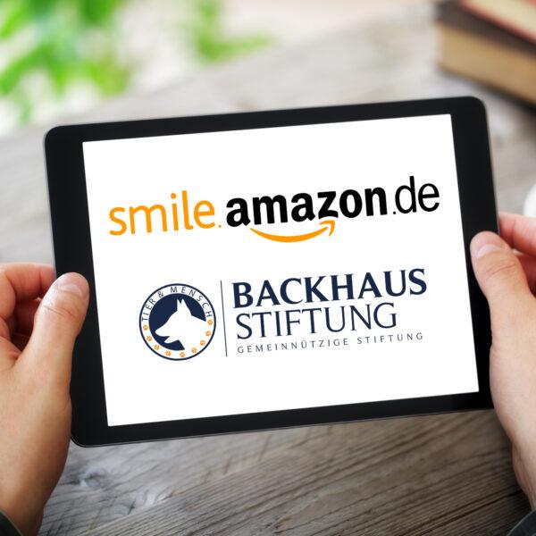 Backhaus Stiftung Amazon Smile
